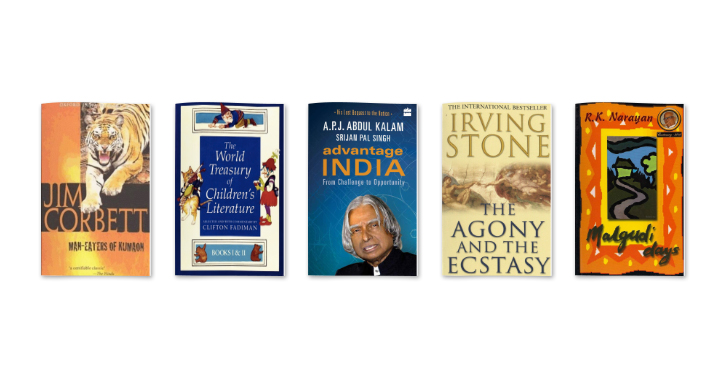 Flipkart Top Selling Books